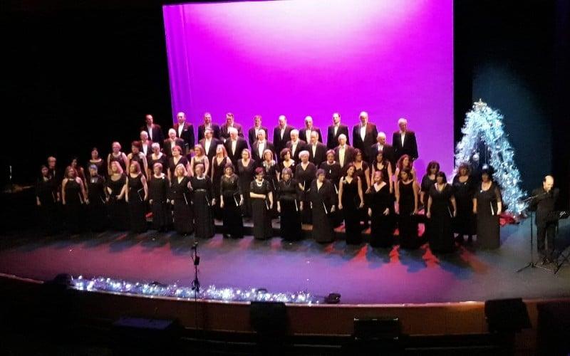 El Coro de Rivas se reencontrará con los escenarios para celebrar su tradicional concierto de Navidad en el Pilar Bardem