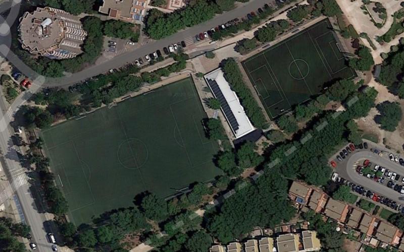 El Ayuntamiento de Rivas sustituirá el césped del campo de fútbol 'El Vivero', en Covibar