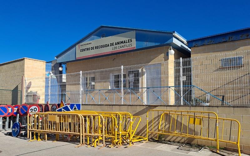Centro de Recogida de Animales Los Cantiles de Rivas Vaciamadrid
