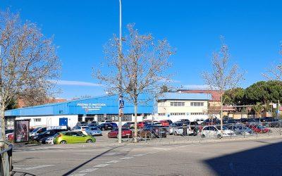 Un nuevo edificio de vestuarios y oficinas  para el polideportivo Cerro del Telégrafo