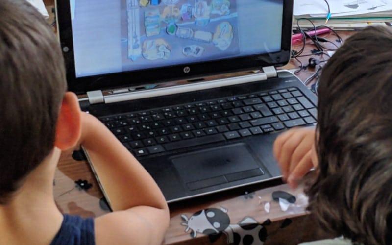 Extraescolares lúdicas online de Refuerzo Divertido en Rivas Vaciamadrid