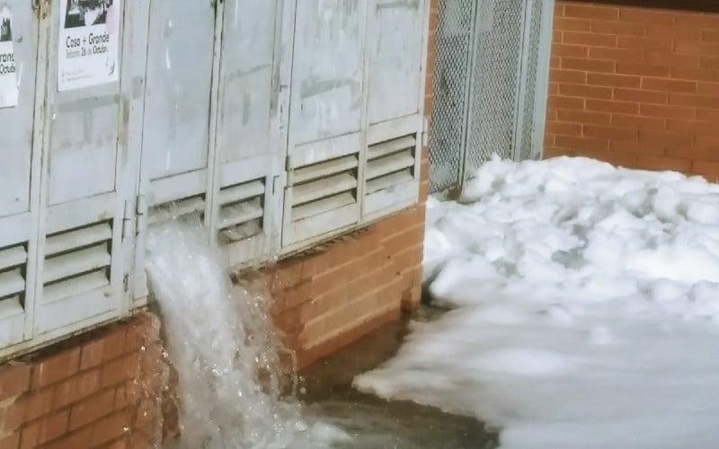 Rivas es el tercer municipio de la Comunidad de Madrid con mayor número de incidencias en la red de agua a causa del temporal de frío