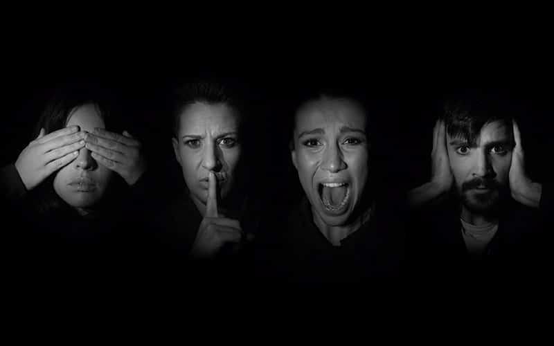 Teatro: 'Cuando no ves la luz'