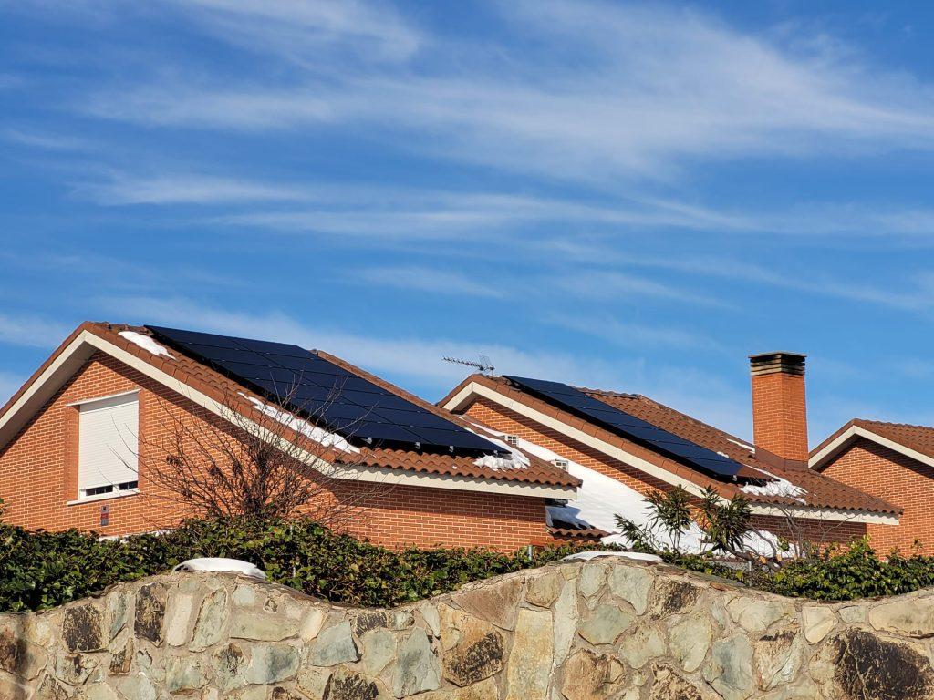 Otra instalación de Urbi Solar en Rivas Vaciamadrid