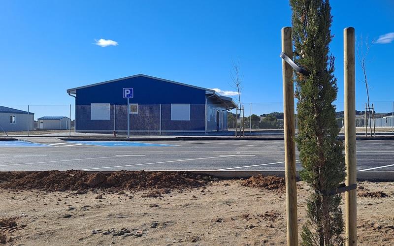 El nuevo CIPAR de Rivas está a punto de inaugurarse (©Diario de Rivas)