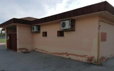El Ayuntamiento de Rivas reformará los vestuarios del campo de fútbol de la Ciudad Deportiva Cerro del Telégrafo