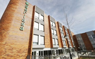 Así es Geriasa Rivas, la nueva residencia para mayores de la ciudad