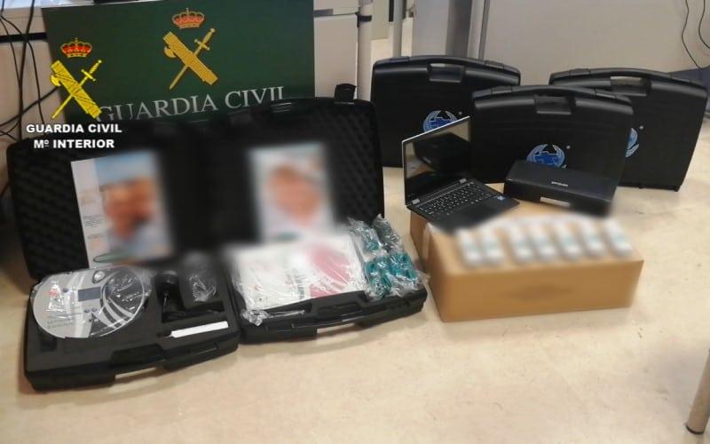 Ocho detenidos por estafar a 36 personas mayores en Rivas, Arganda y otras localidades