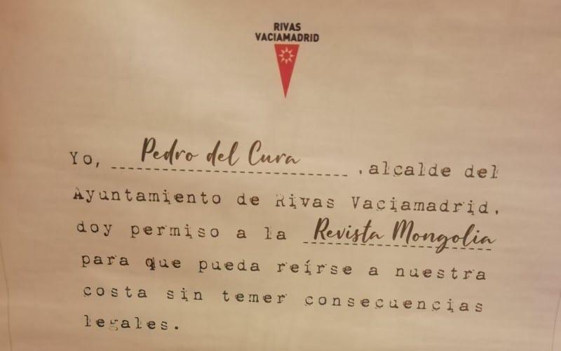 El PP de Rivas critica una inserción de publicidad de 8.000 euros por parte del Ayuntamiento de Rivas Vaciamadrid en la revista 'Mongolia'
