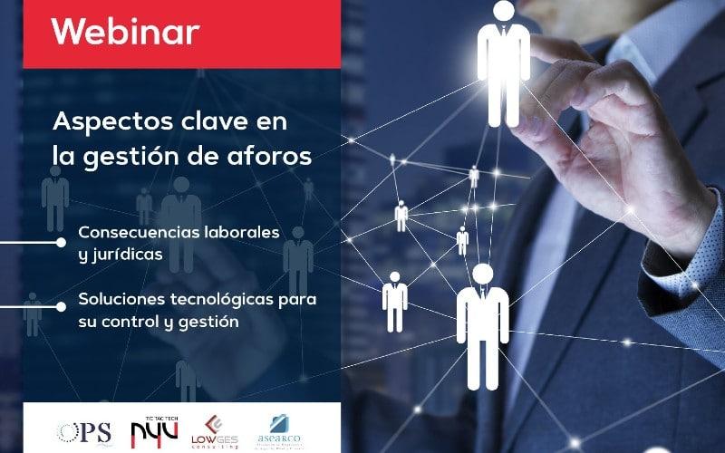 ASEARCO promueve un encuentro digital para las empresas del sudeste sobre las consecuencias e implicaciones de las reducciones de aforo