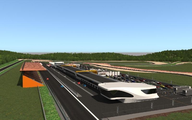 Morata de Tajuña proyecta un circuito de Fórmula 1 y Moto GP