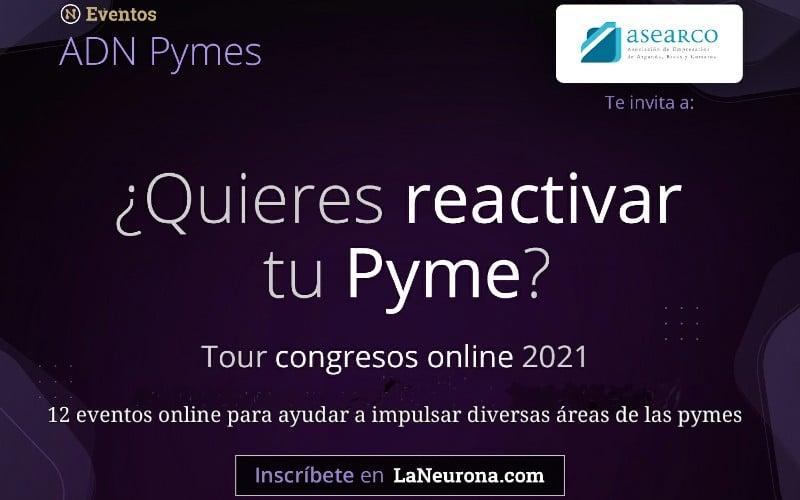Cómo gestionar la liquidez, nuevo encuentro digital gratuito del programa 'ADN Pymes' de ASEARCO