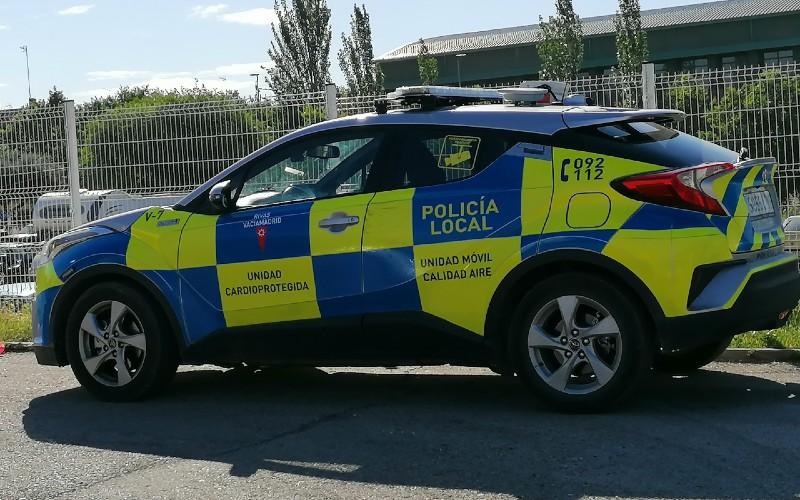 Policía Local de Rivas