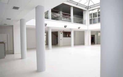 El centro cultural Federico García Lorca reabrirá sus puertas en abril