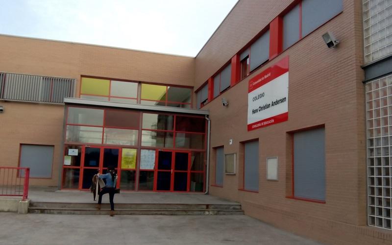 Colegio público Hans Christian Andersen de Rivas