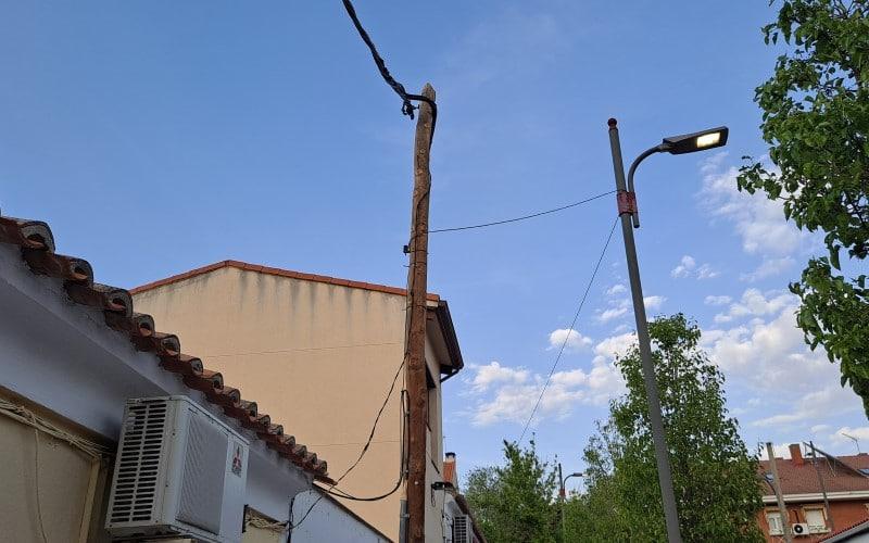 Rivas pueblo se rebela contra los cables