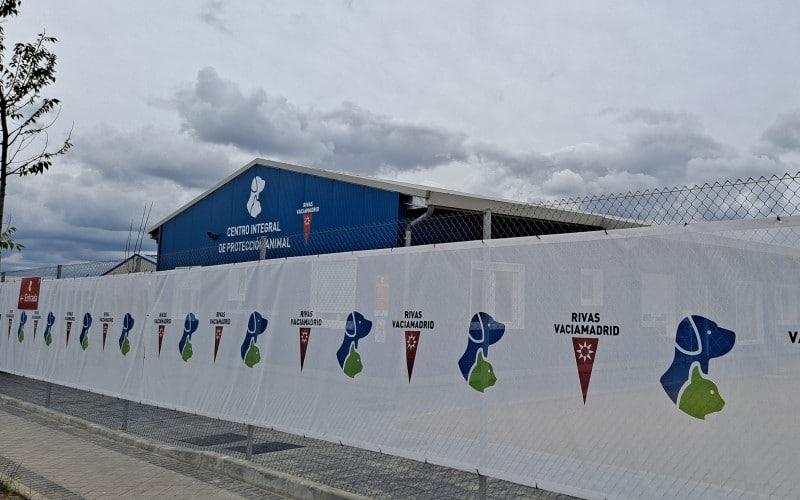 Centro Integral de Protección Animal (Cipar) de Rivas Vaciamadrid