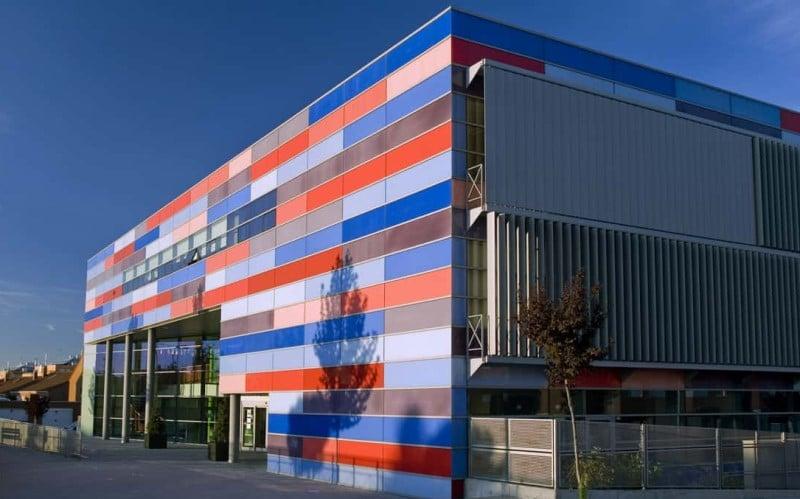 Edificio Atrio, en Rivas Vaciamadrid
