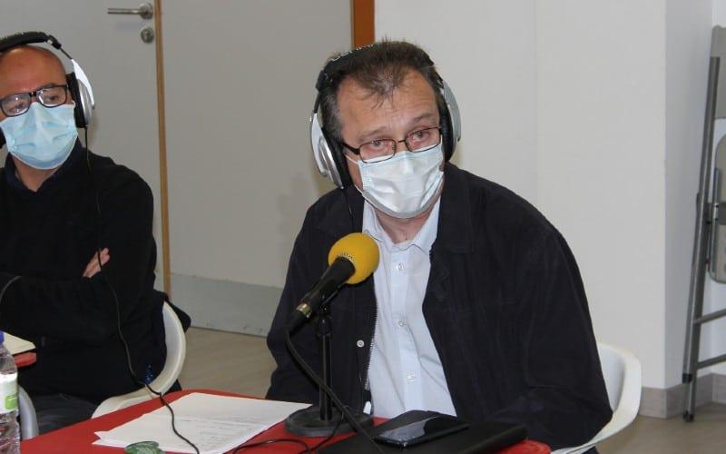José Luis Pazos, del PSOE