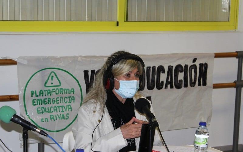 María Elena Vaquero, de Más Madrid