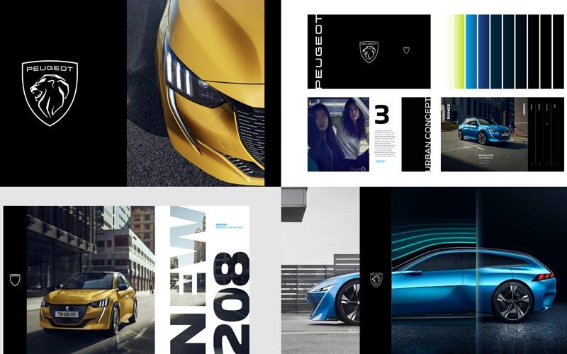 Peugeot renueva su imagen con un nuevo logo y una nueva identidad