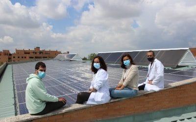 Un proyecto pionero de energías renovables en el IES Europa de Rivas: «La ciencia se aprende realizando ciencia»