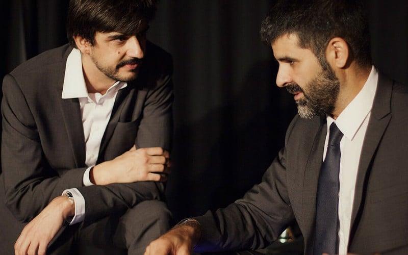 Obra de teatro 'Sueños y visiones de Rodrigo Rato'