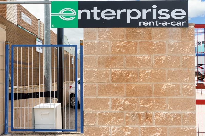Alquiler de vehículos Enterprise Rivas Vaciamadrid