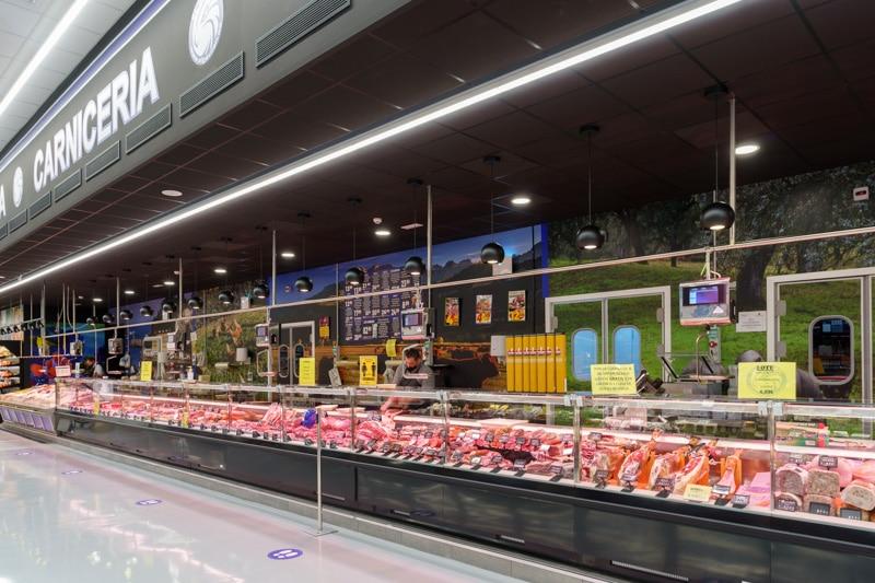 Carnicería Prados de Ávila en el Supermercado El Gavilán Rivas Vaciamadrid