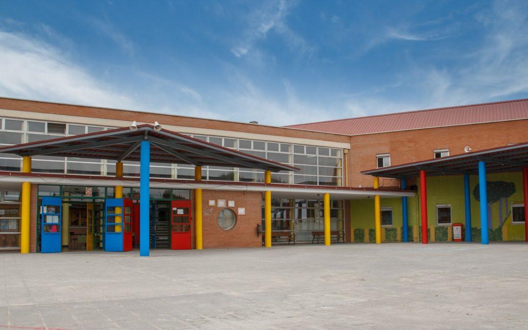 Obras de verano en las cubiertas de 9 colegios de Rivas: estos son los centros donde se repararán daños de 'Filomena'