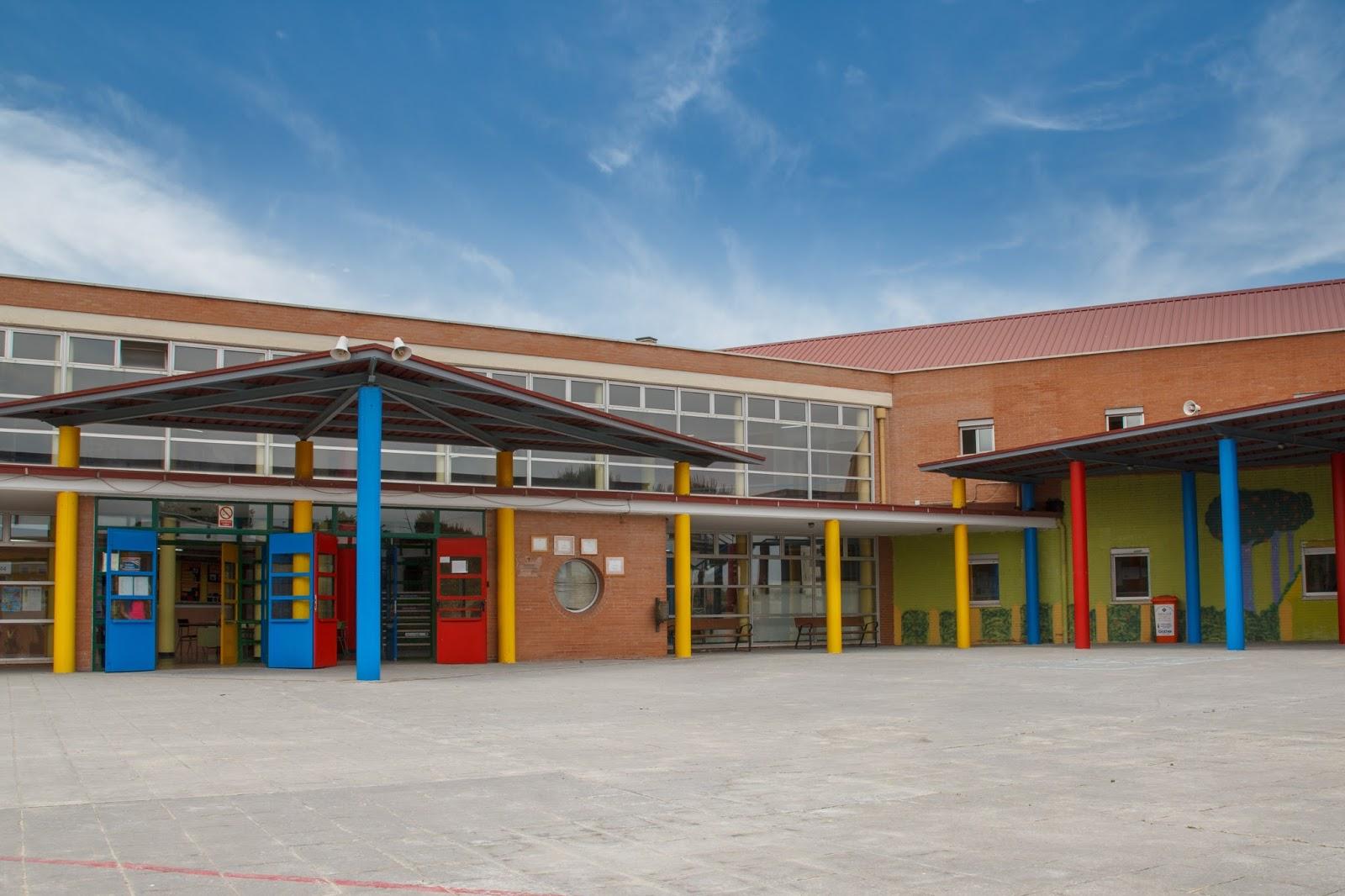 Colegio público Mario Benedetti de Rivas