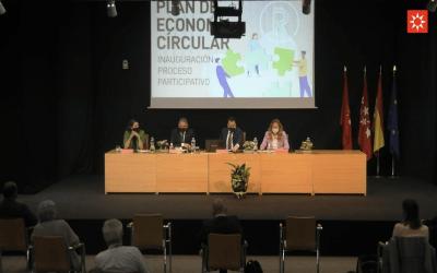 Así fue la primera jornada del proceso participativo del Plan de Economía Circular en Rivas: la estrategia de residuos cero como nuevo modelo sostenible