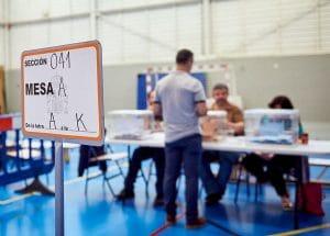 Elecciones 4 de mayo Rivas Vaciamadrid
