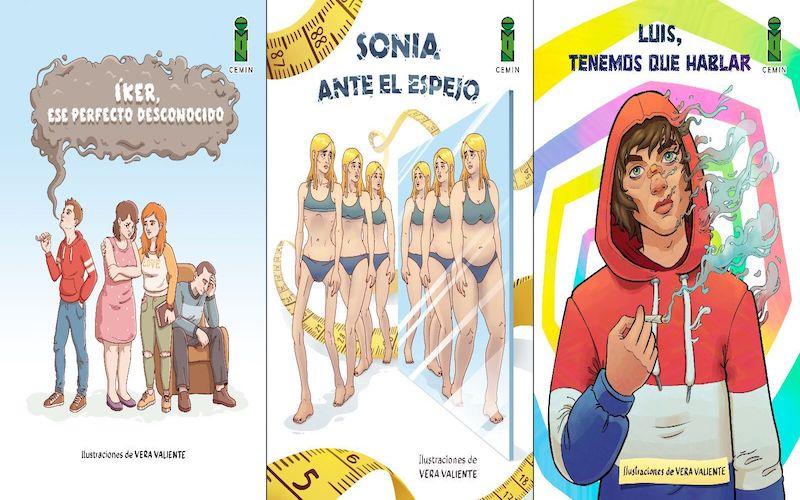 Una colección de cómics para «quitar el miedo a la infancia»