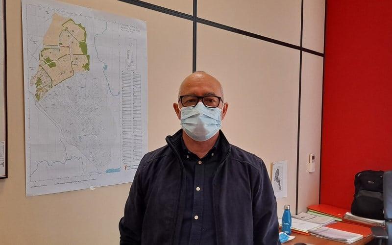 José Alfaro, concejal del barrio Oeste: «Habrá que reflexionar sobre cómo se cierra la ciudad en esta zona»