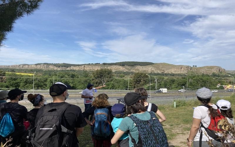Ruta de senderismo por la historia de Rivas Vaciamadrid
