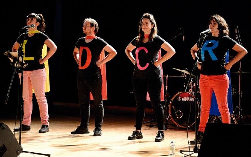Música: concierto por la igualdad