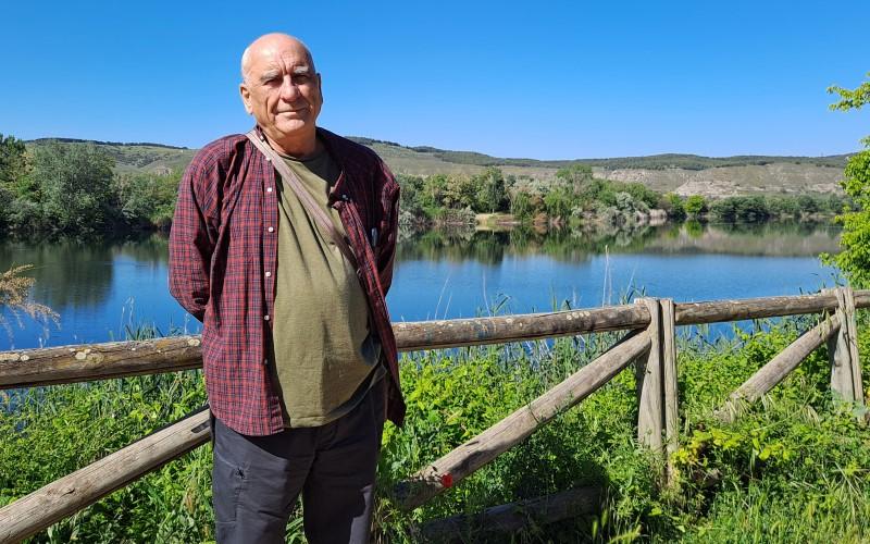 Antonio Martínez (Jarama Vivo): «En el Parque Regional del Sureste hay auténticas cloacas a cielo abierto»