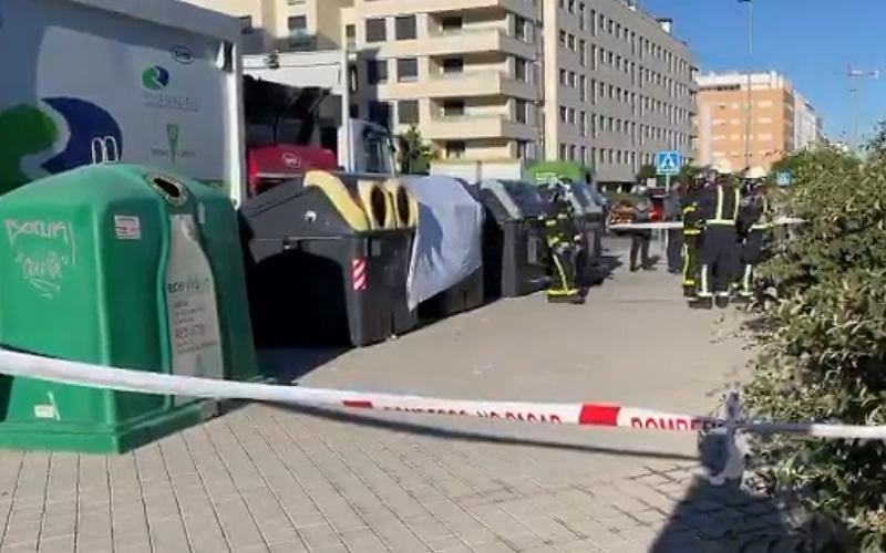 Muere un trabajador de recogida de residuos en Rivas tras sufrir un accidente laboral