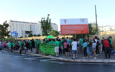 Luz verde a la licitación del futuro colegio Hispanidad de Rivas, con una inversión inicial de 3,1 millones de euros