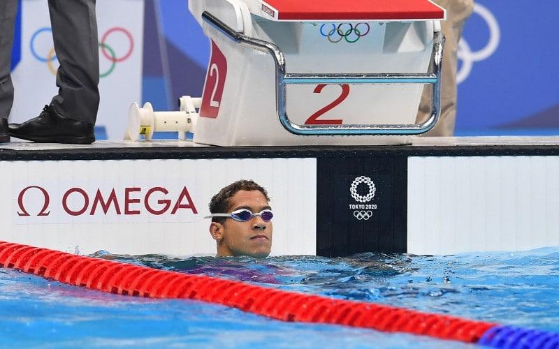 El nadador español Hugo González, vecino de Rivas, sexto en la final de los 100 metros espalda de los Juegos Olímpicos de Tokyo