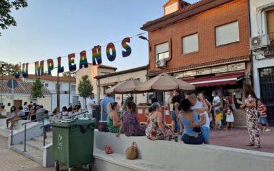 El Casco Antiguo de Rivas retoma sus fiestas con sabor a pueblo