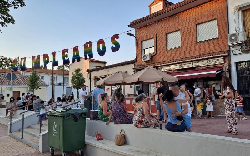 Fiesta del 62 cumpleaños del Casco Urbano de Rivas Vaciamadrid