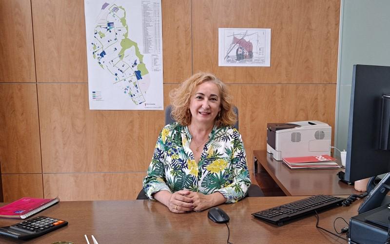 Pilar Gabina Alonso, concejala de Urbanismo de Rivas Vaciamadrid: «La ciudad que tenemos no es sostenible»