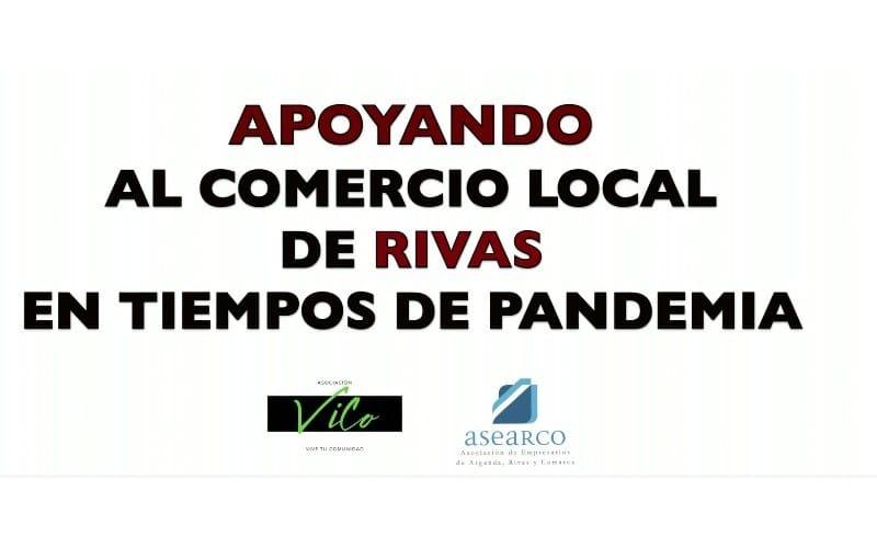 La asociación ViCo, en colaboración con ASEARCO, lanza un vídeo para apoyar al comercio local de Rivas