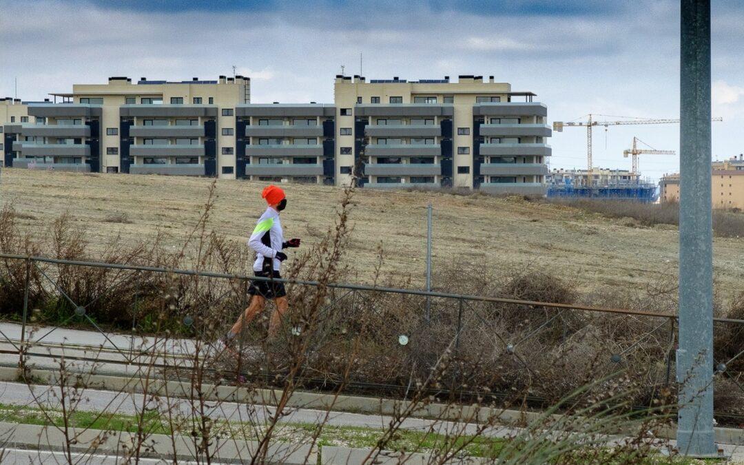 El Ayuntamiento congela el crecimiento del sector Cristo de Rivas y marca un punto y aparte en el urbanismo de la ciudad