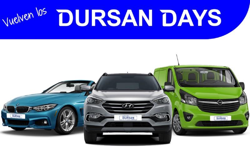 Dursan Days desde el 7 al 31 de julio