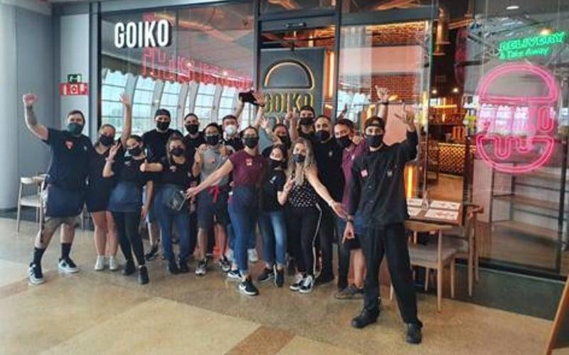 Nuevo Goiko en el centro comercial H2O