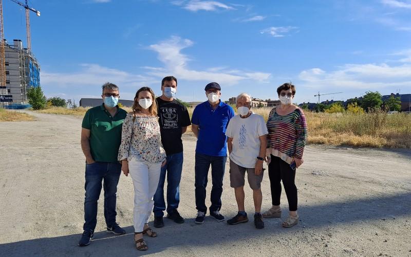 Asociación Ladera del Almendro de Rivas: en busca de un 'ágora' para Los Montecillos