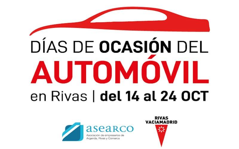 Llegan a Rivas los Días de Ocasión del Automóvil: descuentos y promociones especiales en 19 concesionarios